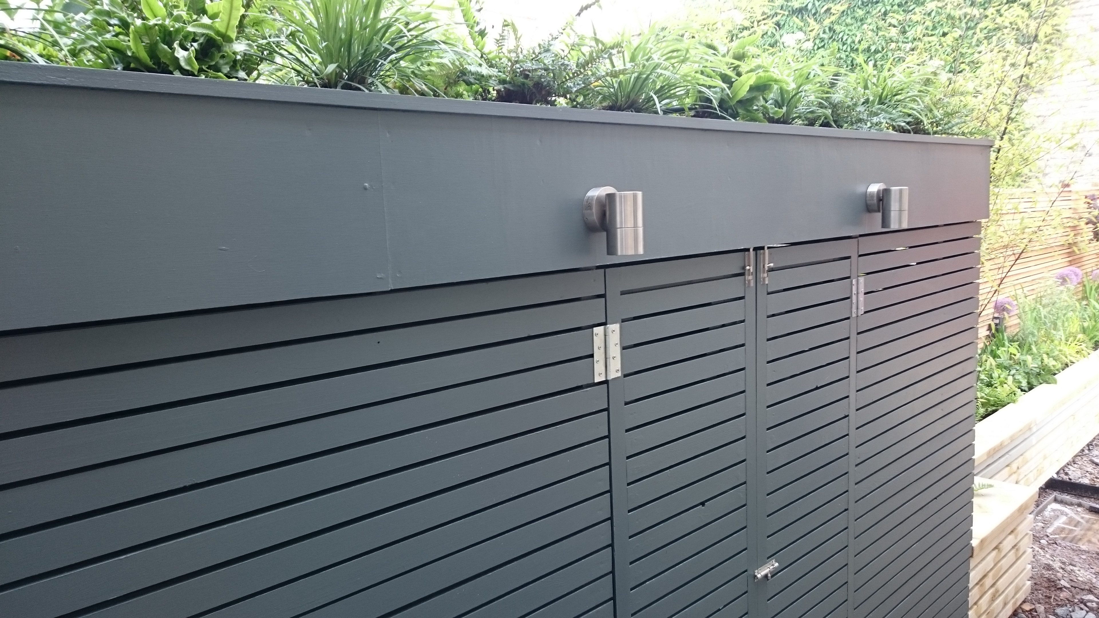 Decking fencing and timber buildings by hortiservices for Garden decking fencing