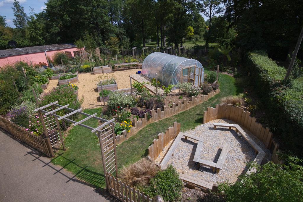 Duxford School Garden