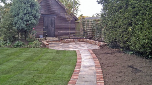 Garden Patio Landscaping