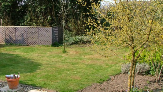 Gravel Garden Landscaping