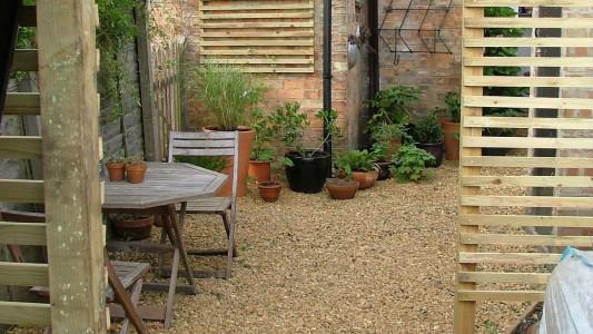 Terrace Garden Landscaping