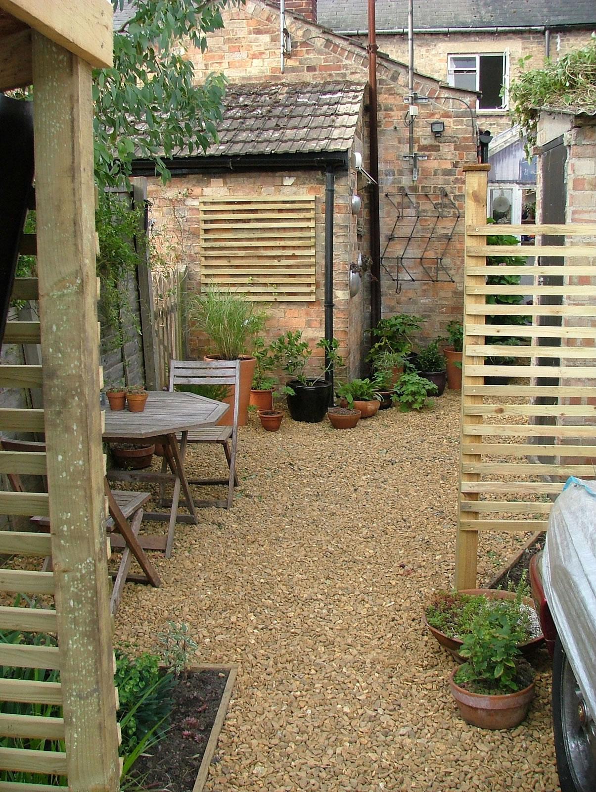 Terrace garden transformed - HortiServices