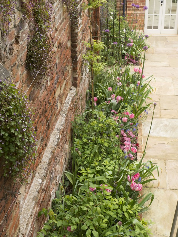 Walled gardens - Soft Landscaping